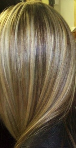 M ches ou balayage hair by c - Les differents blonds ...