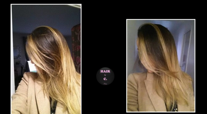 Le Hightlight disponible chez Hair by C