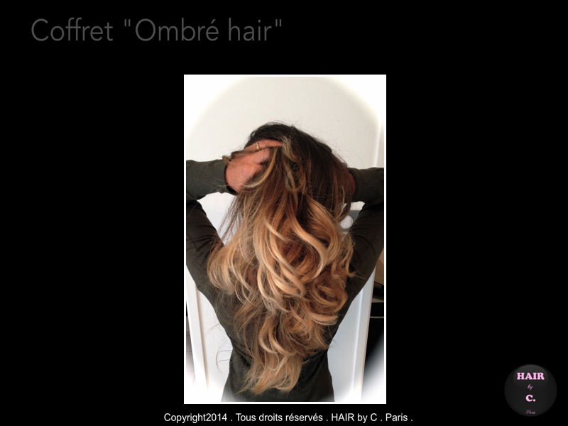 Tie And Dye Ou Ombre Hair Hair By C