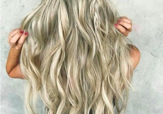 Le sand hair